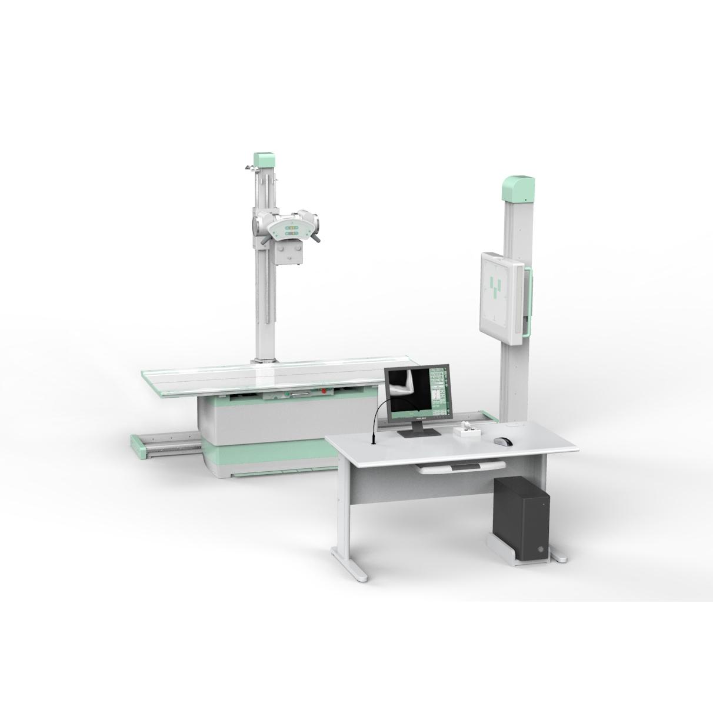 PLD7600升降床双板DR 医用诊断X射线机