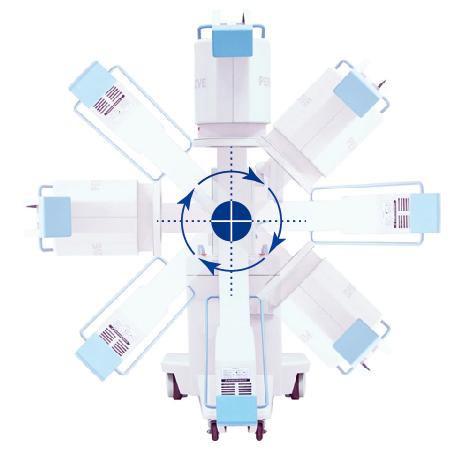 移动三维C型臂X光机PLX7200