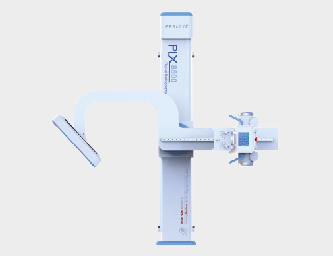PLX8500E-500μ数字化医用X光机摄影系统