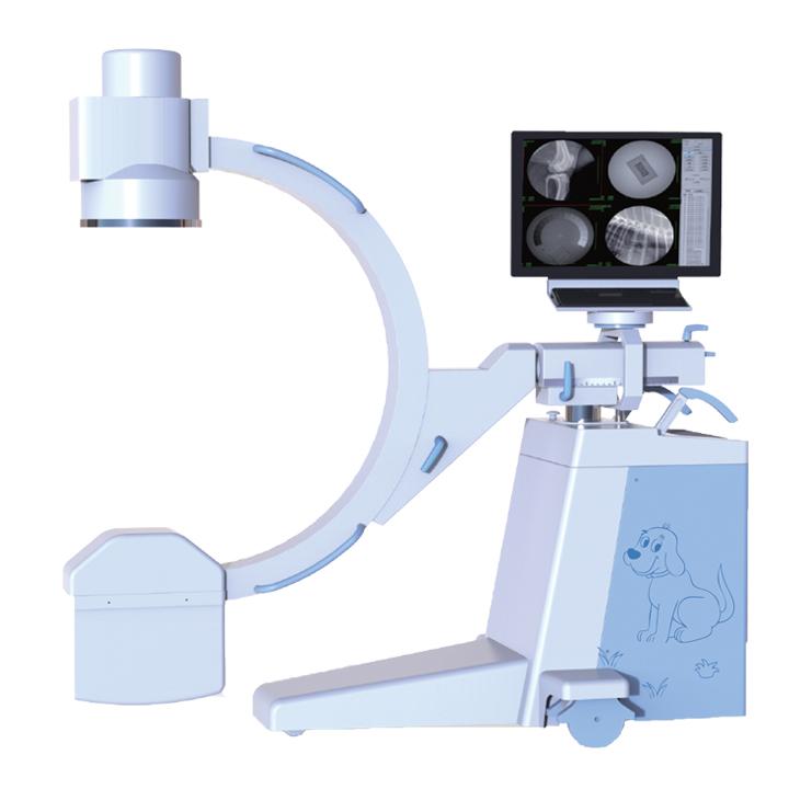 VET112 宠物专用高频移动式手术X射线机