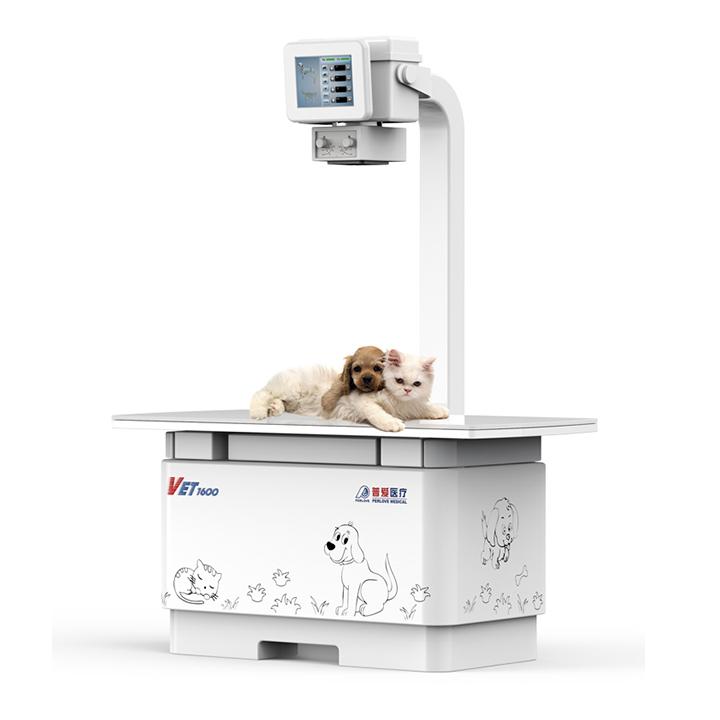 普爱医疗宠物数字X光机