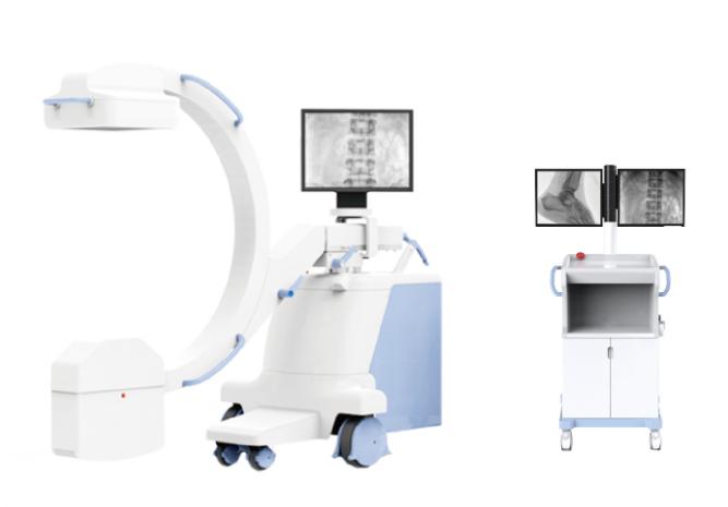 PLX118F移动式平板C形臂X射线机