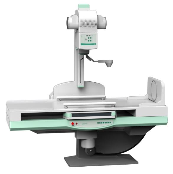 高频数字化医用诊断X射线机
