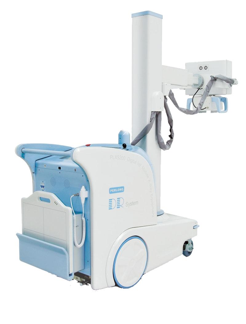 PLX5200型数字高频移动式X射线摄影机