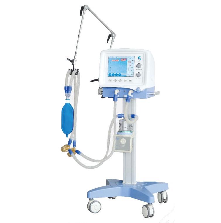 普朗有创呼吸机