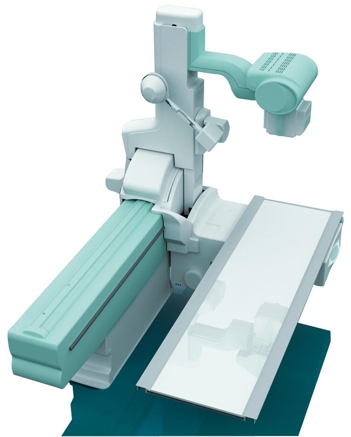 普朗医用诊断X射线机(DR)