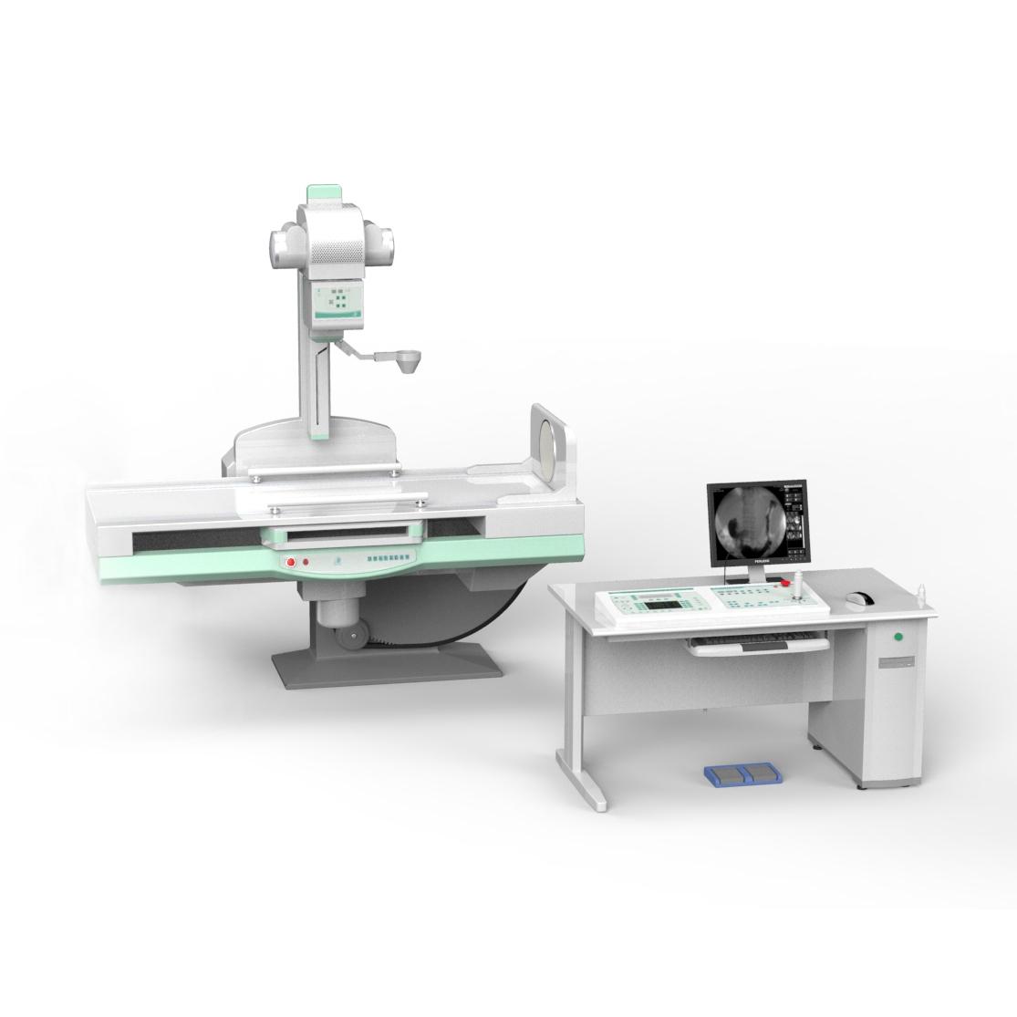 PLD7600进口百万数字胃肠医用诊断X射线机