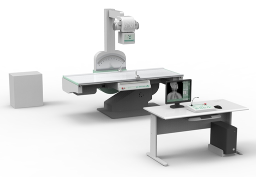 PLD8000全电动数字化X射线摄影机